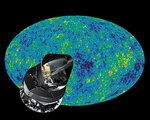 Image showing the Cosmic Microwave Background