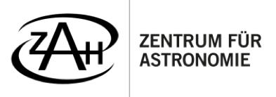 Zentrum Astronomie